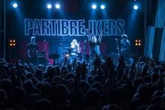 PARTIBREJKERS i furiozna trojka STRAIGHT MICKEY AND THE BOYZ nastupaju na MIKSER FESTIVALU