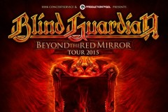 Srpski bend BURNING CIRCLE nastupa u Beogradu kao predgrupa BLIND GUARDIAN-u!