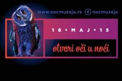 Otvori oči u noći! 12. Noć muzeja na mnogobrojnim lokacijama širom Srbije!