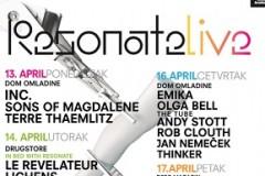 RESONATE festival 2015:  Jugoslovenska kinoteka centralno mesto dnevnog dela festivala!