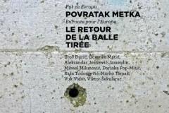 PUT ZA EVROPU: POVRATAK METKA - izložba Kulturnog centra Srbije u Parizu i koncert DISCIPLIN A KITSCHME!