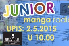 Sakurabana JUNIOR: Manga radionice za najmlađe!