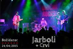 JARBOLI: Nove ideje i nova energija prštaće sa bine Vračar Rocks festivala!