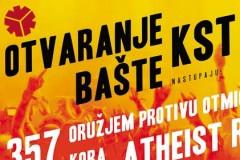 Bašta KSTa: Klub studenata tehnike započeće letnju sezonu tradicionalnim koncertom!