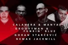Žurka u crvenom po prvi put u beogradskom klubu Tube!
