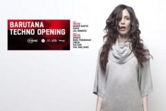 Ponovo radi BARUTANA: Veliki techno vikend otvaranja 8. i 9. maja!