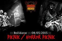 Piknik i Horror Piknik u Božidarcu: Dupli povod i dvostruka žurka!