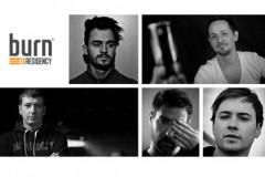 burn Residency 2015: Glasovima publike i žirija odabrano je prvih pet takmičara iz Srbije!