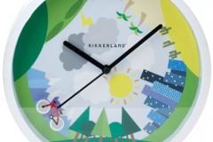 Kliker Gift Shop: Zidni sat - biciklom oko sveta! Kreativan poklon za zaljubljenike u biciklizam!