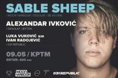 Sable Sheep: 031 REPUBLIC slavi 5. rodjendan u beogradskom klubu KPTM!