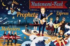 HUTENENI Fest: Chuck Prophet & The Mission Express vraćaju se u Beograd i ne dolaze sami!