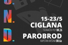 Festival Š.U.N.D. 2015 : Svečano otvaranje u Ciglani!