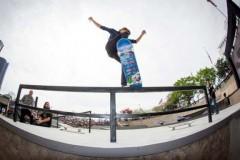 Monster Energy vozač CURREN CAPLES osvojio street skateboarding takmičenje RED BULL HART LINES!