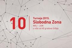 Turneja SLOBODNE ZONE u više od 40 gradova Srbije!