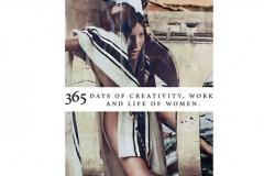 Dana MAAR: Izložba kolaža 365 DAYS OF CREATIVITY, WORK AND LIFE OF WOMEN!