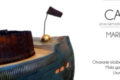 CARGO: Prva samostalna izložba keramike Marije Seman!