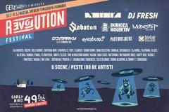 Exit tim organizuje prvi REVOLUTION festival u Temišvaru!