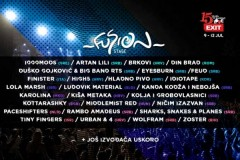EXIT Festival 2015: Ceo Balkan za Exit okupljen na Fusion bini!