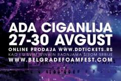 ROAD SHOW PARTY: Prva promo žurka BELGRADE FOAM FEST-a