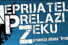 Neprijatelj prelazi zeku: Novosadski punk rock bend u klubu CK13