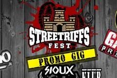 STREETRIFFS FEST promo GIG u klubu Sioux!