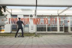 Andrej Žikić ARTEZ: Izložba FIND YOUR WAY TO FLY Vol2!