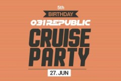 CRUISE PARTY: Proslava petog rođendana 031 REPUBLIC! Ne propušta se!