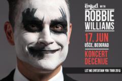 Robbie Williams u Beogradu! Sve je spremno za spektakl na Ušću!