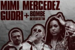 Mimi Mercedez: Po drugi put u klubu Drugstore nastupaju Bombe Devedesetih