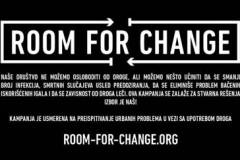 Re Generation & Xperiment: Room for Change Support Matine u klubu KPTM