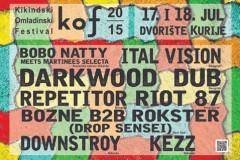 KOF 2015: Omladinski Muzički Festival u Kikindi!