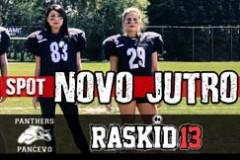 NOVO JUTRO: Pančevački pank bend RASKID 13 izbacio je novi singl i spot!