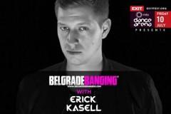 Erick Kasell: Belgrade Banging na EXIT Dance Areni u petak!