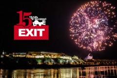 Počela je velika proslava 15. rođendana Exit festivala!