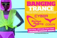 Banging Summer Arena: Prva Banging Trance open air žurka!