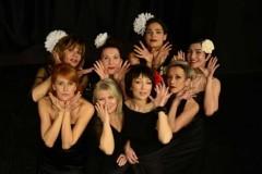 BILLIES HOLIDAY: Muzičko-scenski spektakl sedam beogradskih džez pevačica!