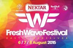 Fresh Wave Festival 2015: Regionalna underground scena na novom Energy stage-u!