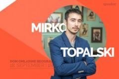 Mirko Topalski: Oduvek sam znao da želim da pravim video-igre!