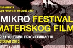 VI MikroFAF: Konkurs za festival amaterskog filma