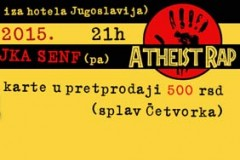 Ateist Rep: Novosadska pank rok grupa na splavu Četvorka