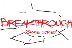 Od skejtera za skejtere: Breakthrough Skate Contest!