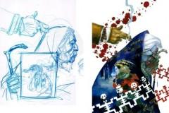 Rajko Milošević Gera: Izložba radova jednog od najboljih strip crtača današnjice