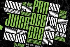 BELGRADE JAM: Muzika, graffiti, freestyle, breakdance i streetdance!