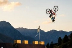 Suzuki Nine Knights MTB Contest Action 2015