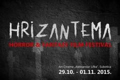 Otvoren konkurs za učešće na Festivalu horror & fantsy filma Hrizantema!