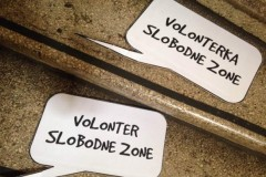 POSTANI DEO SLOBODNE ZONE: Konkurs za volontere i volonterke u Beogradu
