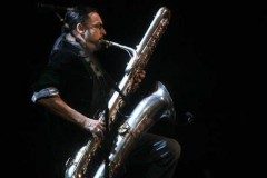 ALTO REED: Čuveni saksofonista iz Detroita specijalni gost Texas Flood-a!