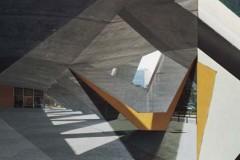 ARHITEKTURA SLIKE: Izložba nemačke autorke Christine Erhard u Galeriji FLU