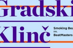 Gradski klinč KC GRAD: Smoking Beats vs Beatmasters