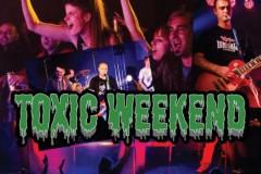 Toxic Weekend: Tradicionalni pank festival u Pančevu! Prodiši drugačijim vazduhom!